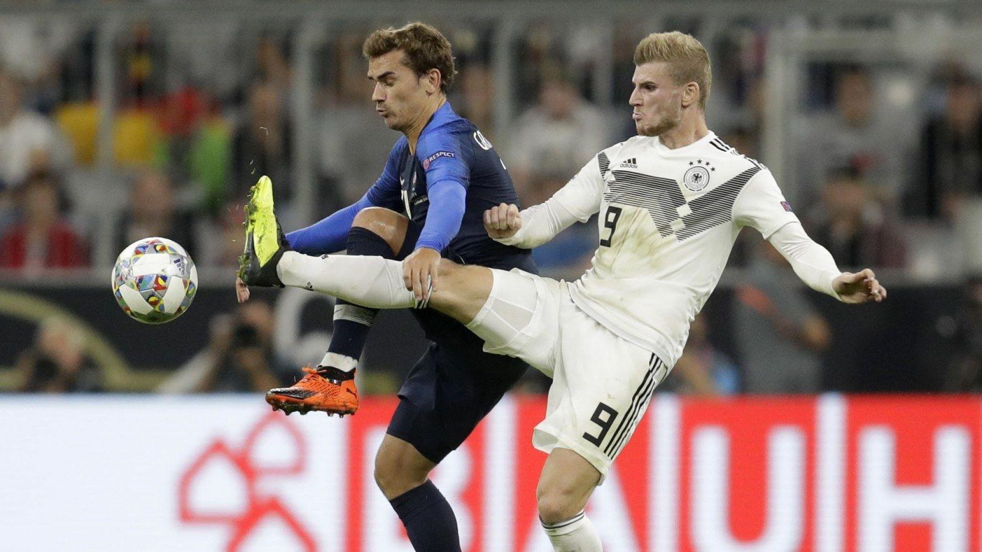 Франция срещу Германия - повече от футболно съперничество