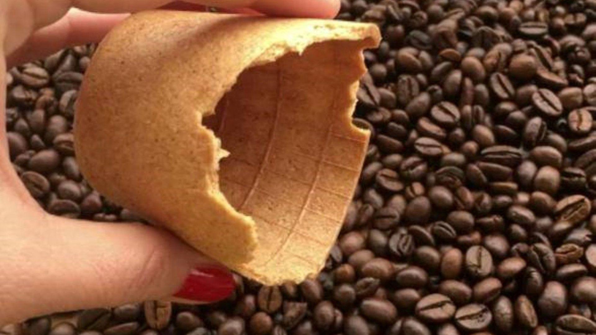Депутатите ще пият кафе в ядливи вафлени чаши