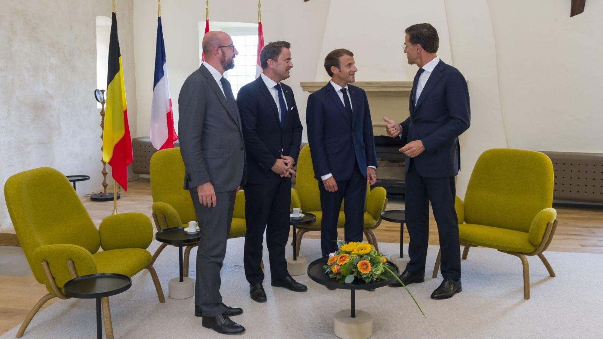 """Европа договаря """"нещо като"""" План Маршал за Африка"""