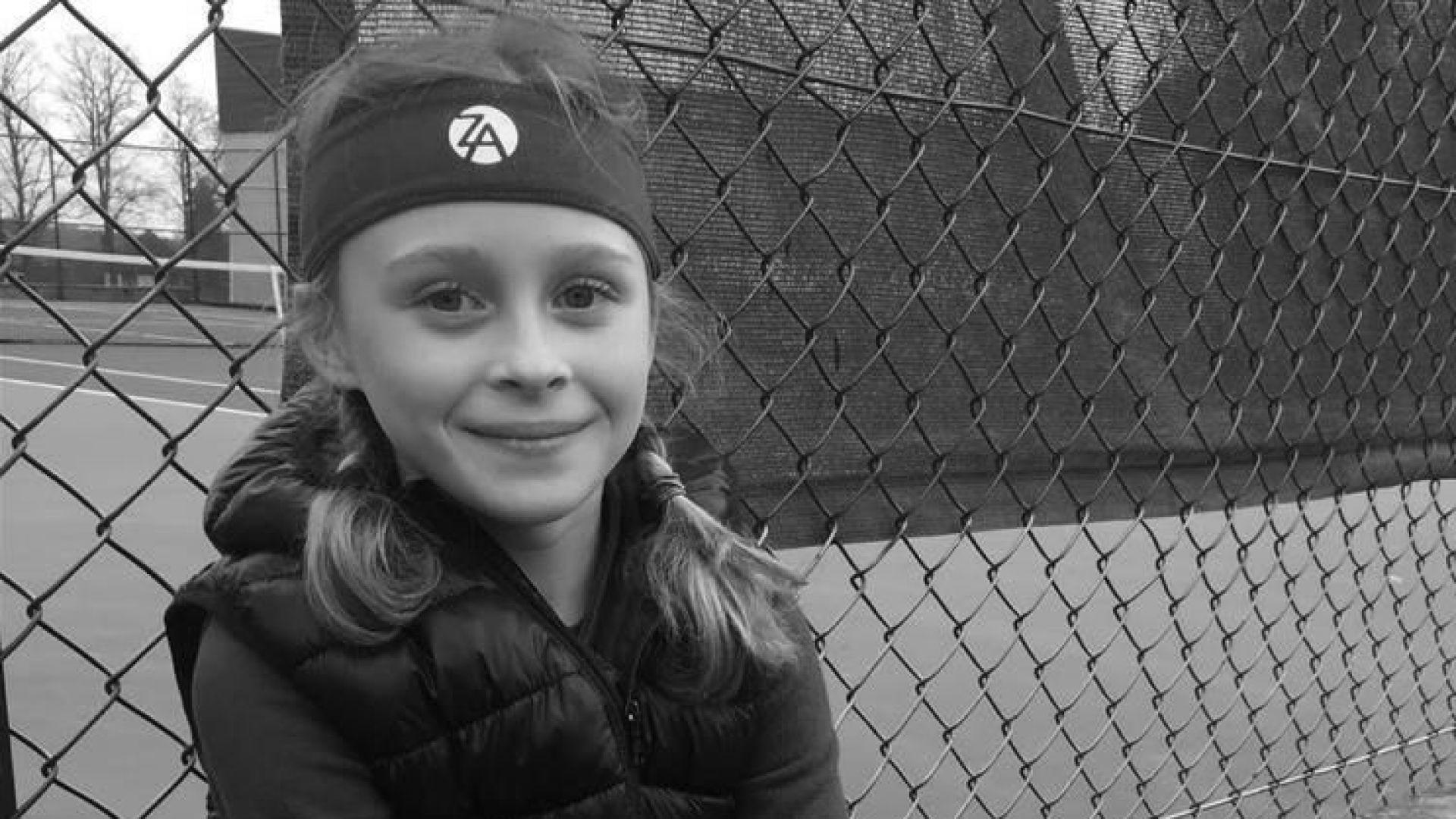 Англия в шок: Почина 9-годишна шампионка по тенис