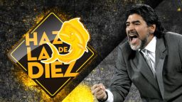 Марадона пое отбора на мексикански наркокартел