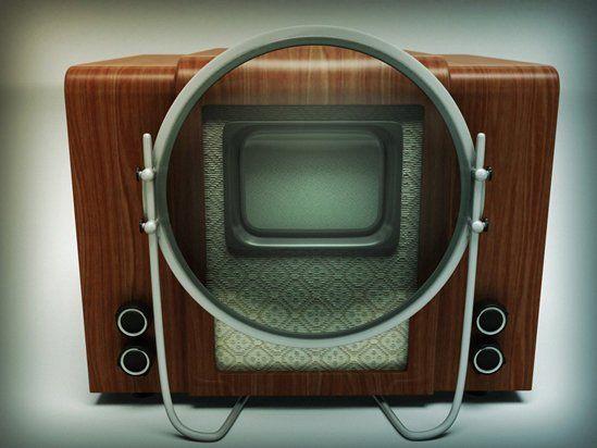 КВН-49 е първият масово произвеждан телевизор в СССР