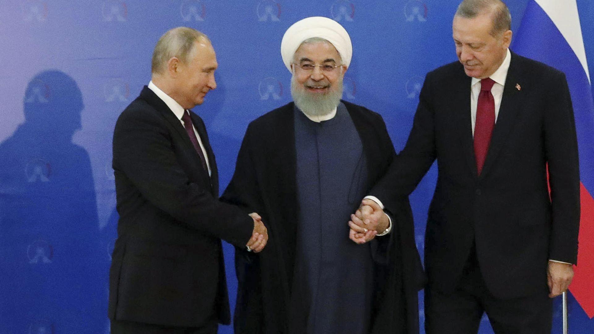 Путин: Бунтовниците в Идлиб готвят провокация с химическо оръжие