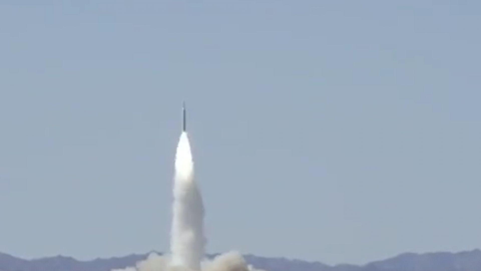 УанСпейс изстреля втората си суборбитална ракета (видео)