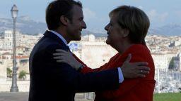 Меркел: Париж и Берлин са локомотиви на европейската интеграция