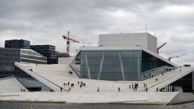 Операта в Осло – пешеходен айсберг сред норвежките фиорди
