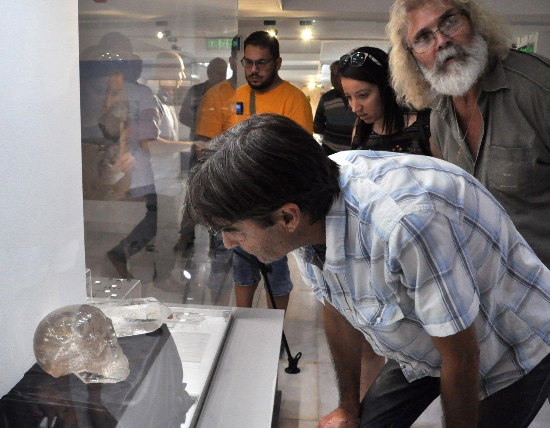 Черепът е открит в бразилските джунгли