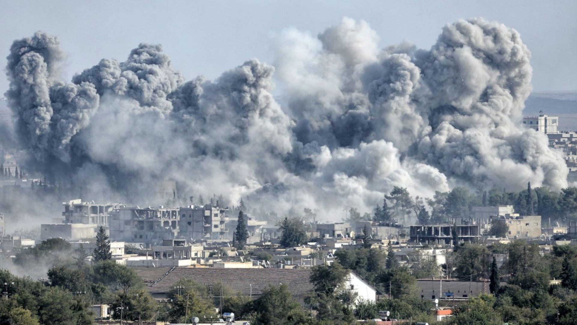 Русия очаква инсценировка на химическа атака в Сирия