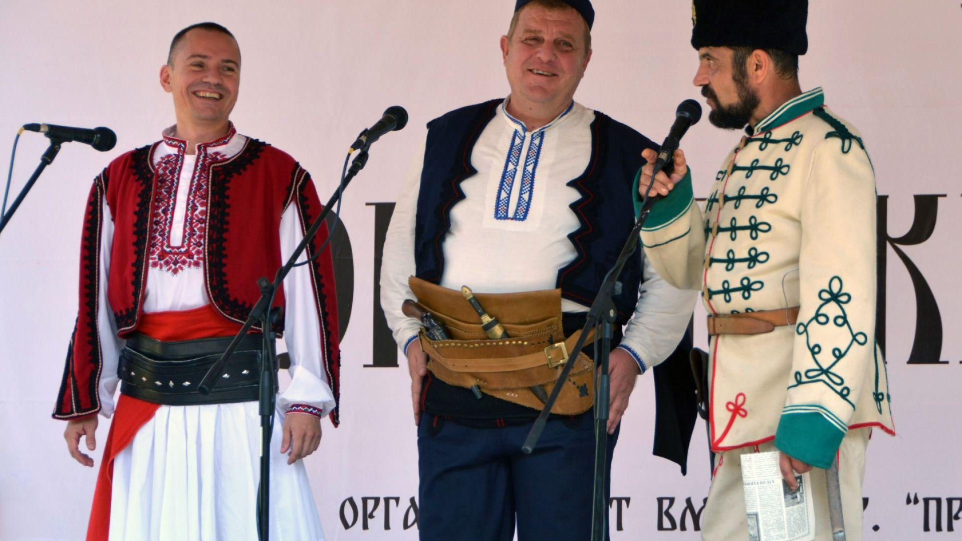 Каракачанов: Оставките на Радев, Московски и Нанков са прибързани