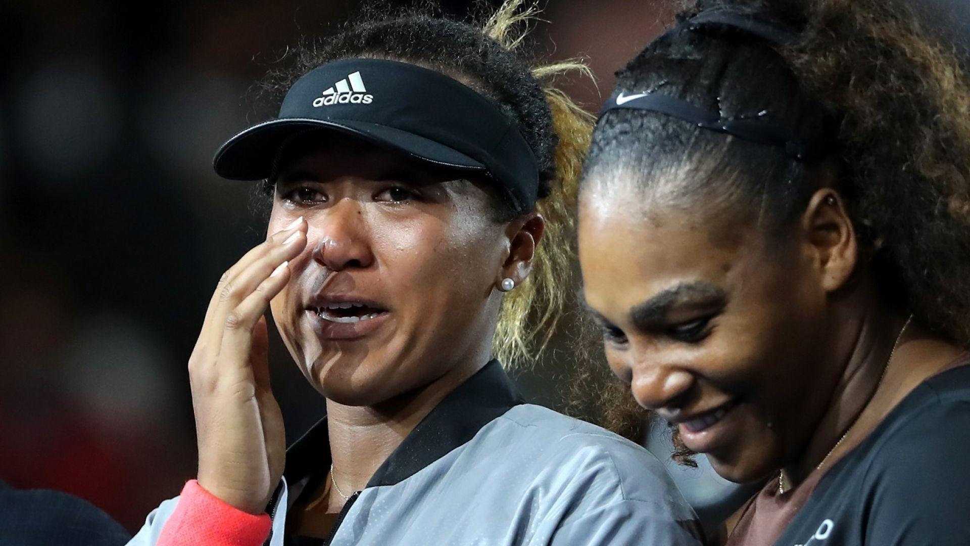 Наоми Осака: Ако не бяха сестрите Уилямс, нямаше да играя тенис