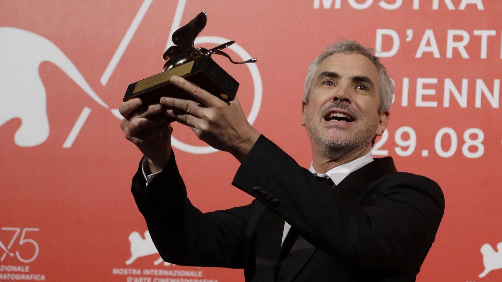 """Алфонсо Куарон спечели """"Златен лъв"""" във Венеция, Уилям Дефо - най-добър актьор"""