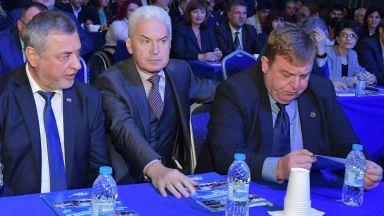 Сидеров иска незабавен коалиционен съвет за сваляне на Симеонов