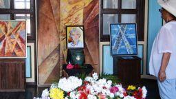 България се прости с големия художник Никола Манев
