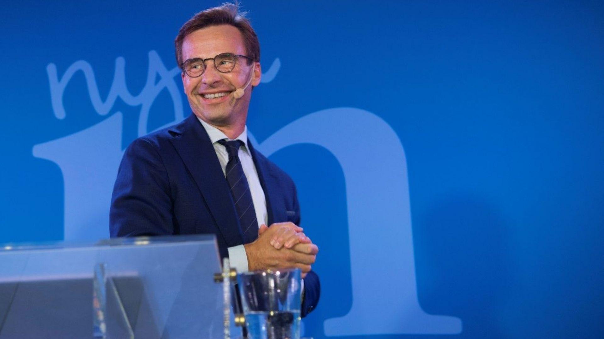 Социалдемократите остават първа сила след изборите в Швеция, но нямат мнозинство