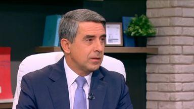 Плевнелиев: Радев е популист и нула като международен фактор