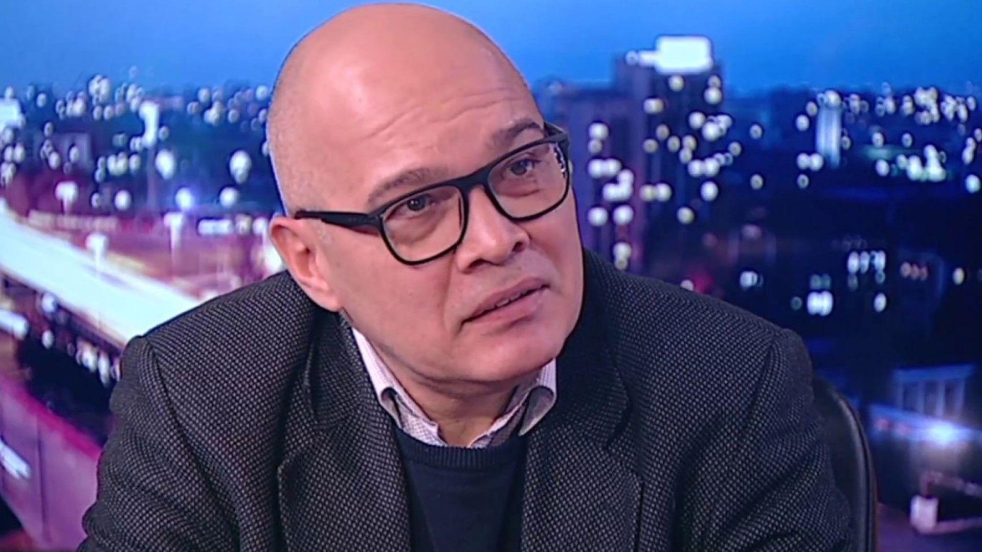 "Тихомир Безлов: Конкуренти ""сготвиха"" ""Джи Пи Груп"""