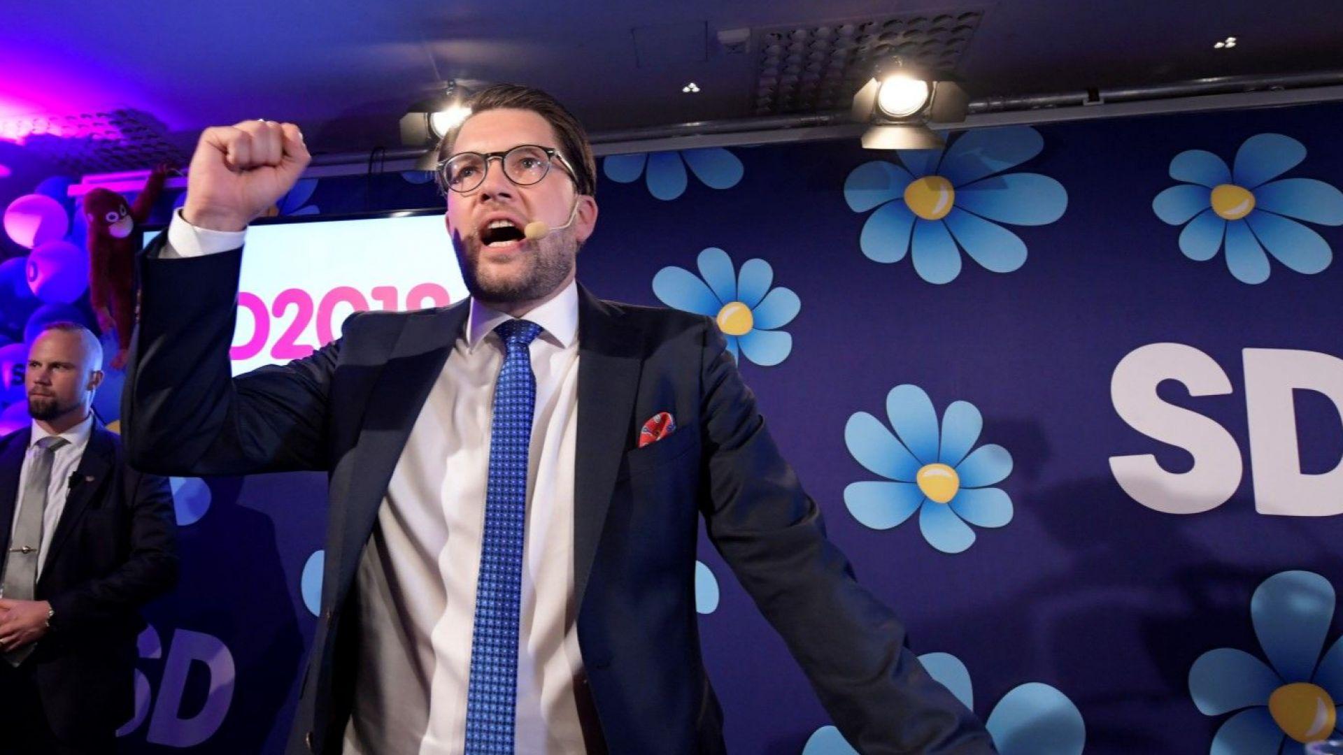 Възход на крайната десница в Швеция: докъде ще стигне влиянието й?