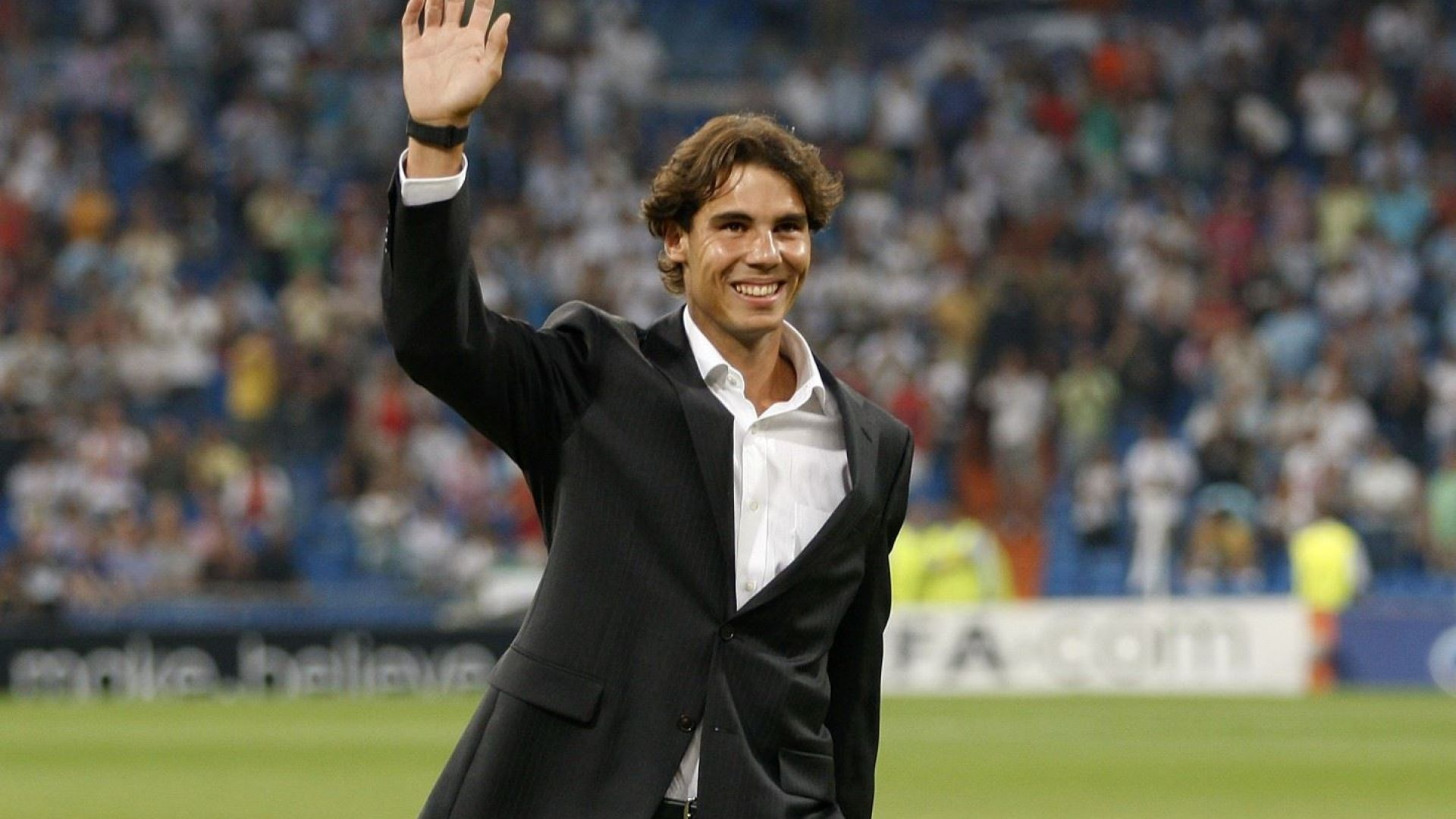 Перес е категоричен: Рафа Надал за президент на Реал Мадрид