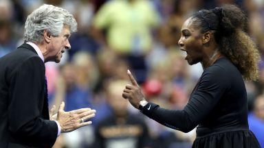 Шефът на женския тенис подкрепи Серина и обвиненията в сексизъм