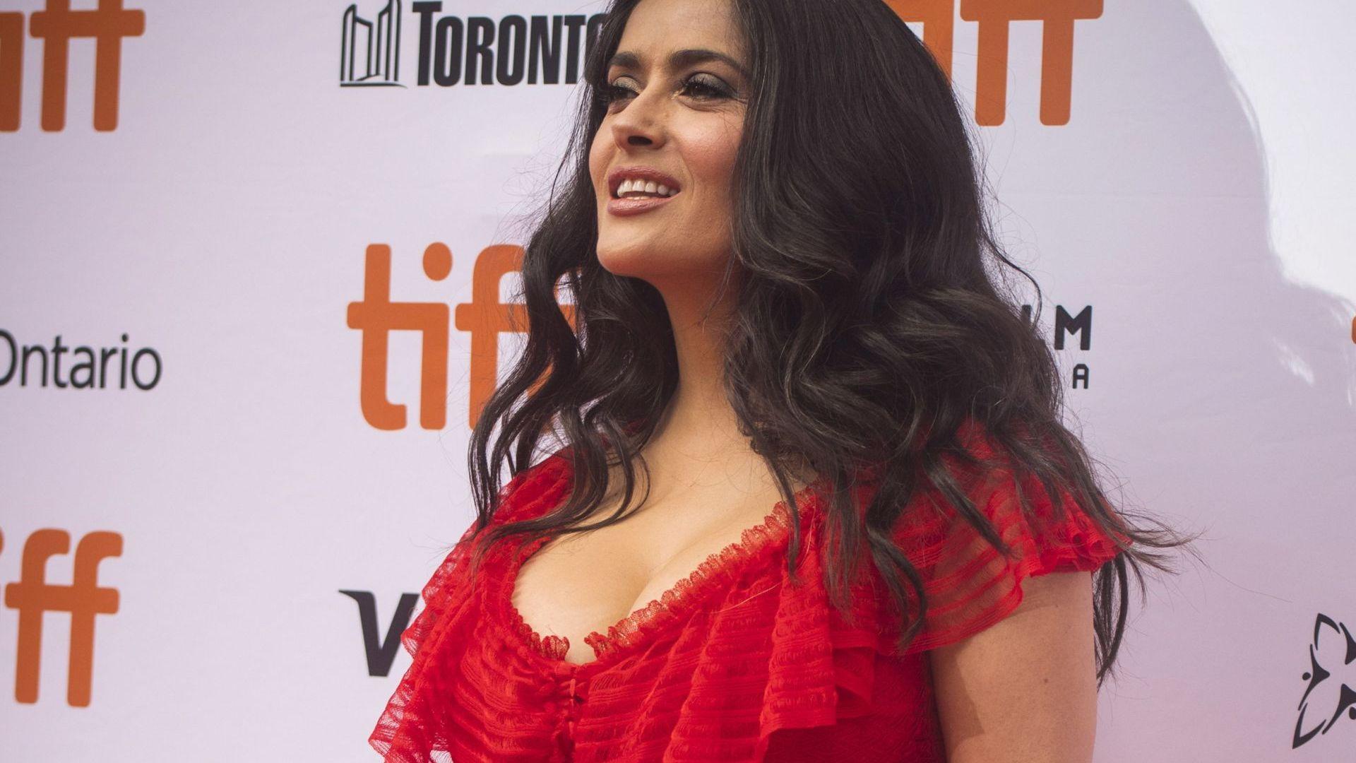 Звездите на киното в цялото си многообразие в Торонто (галерия)