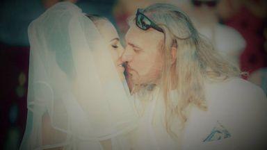 Коцето Калки и Мартина прекарали първата брачна нощ в килия