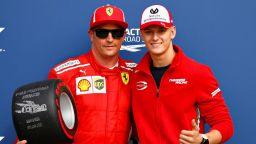 """Вратите на """"Ферари"""" за Мик Шумахер са широко отворени"""