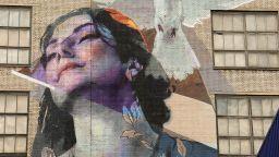 Майсторът на стрийт арта Nasimo ще изрисува фасада в квАРТал