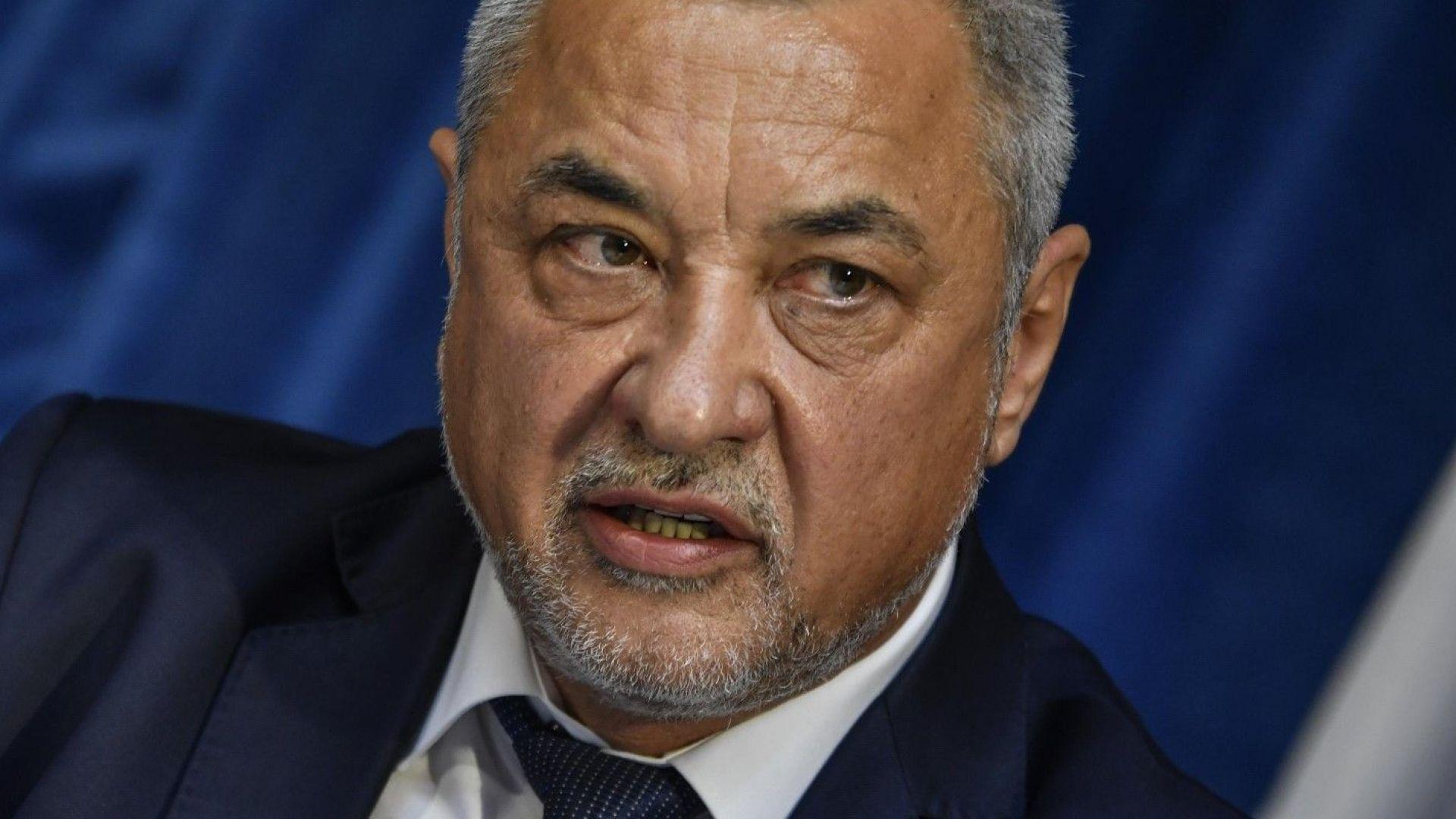 Симеонов не иска да притиска ГЕРБ за главен секретар на МВР