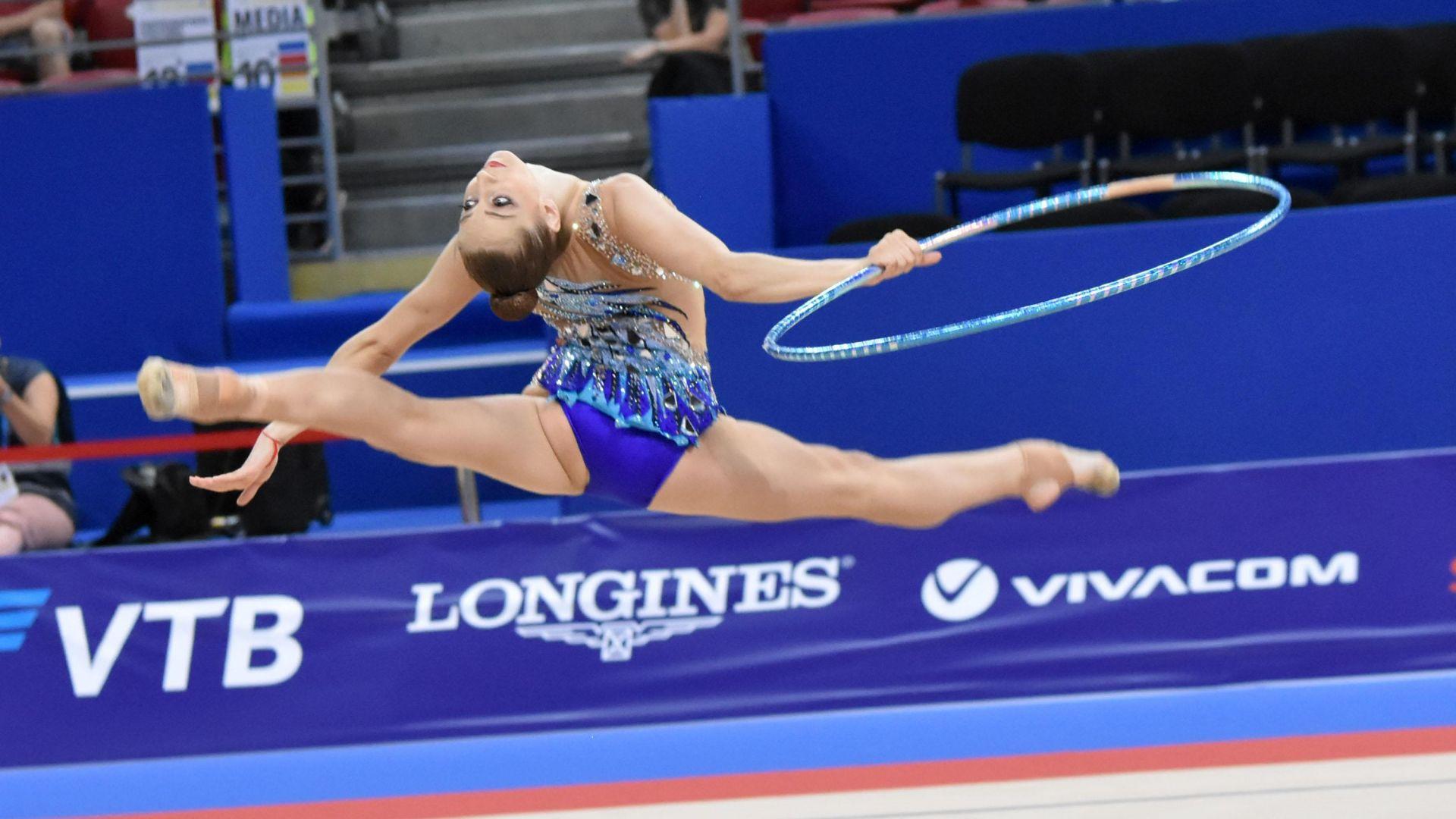 Гимнастичките ни със силен старт на Световното