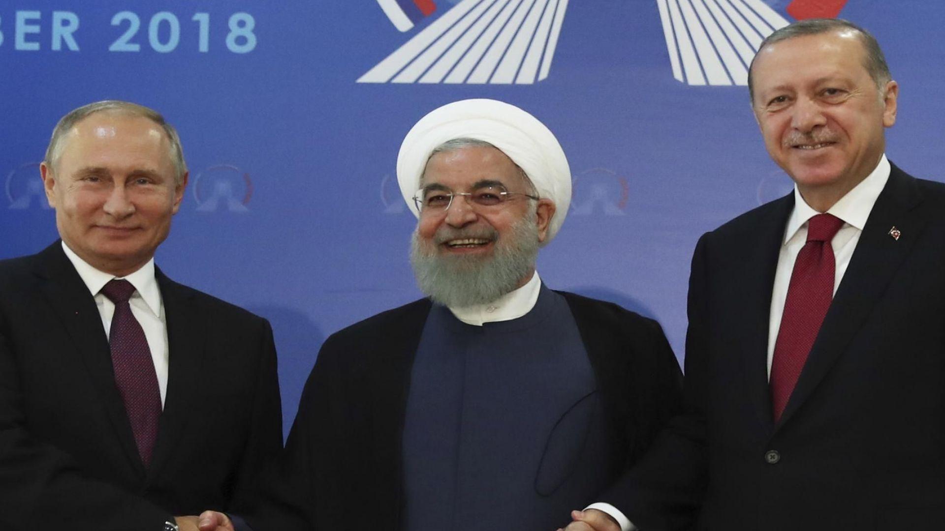 Владимир Чуков: Срещата Путин-Роухани-Ердоган беше неуспешна