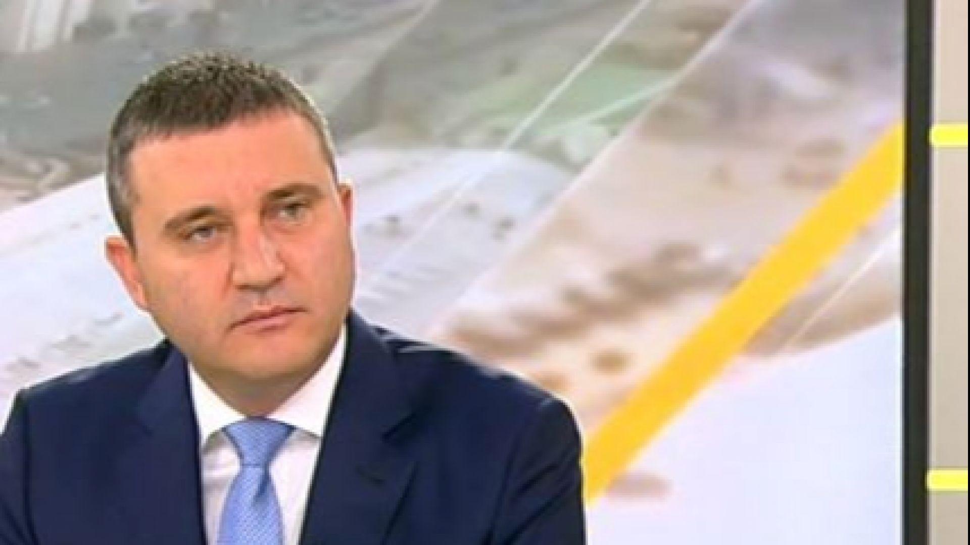 Горанов: 1 млрд. лева ще трябват за 10%-но увеличение на бюджетните заплати