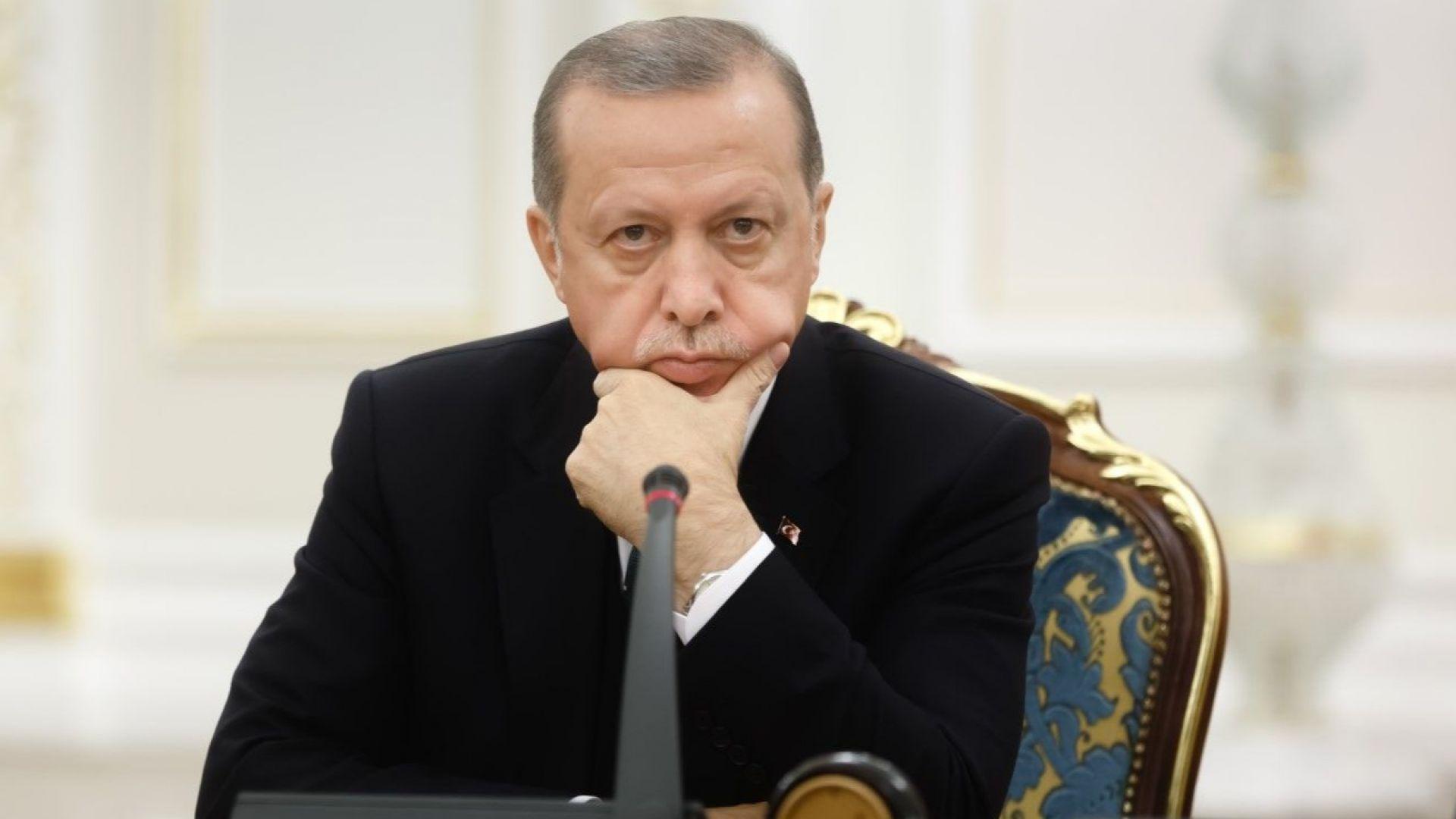 """Турция очерта """"червена линия"""" за Башар Асад"""