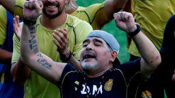 Марадона: След като спрях наркотиците твърдяхте, че няма какво друго да правя
