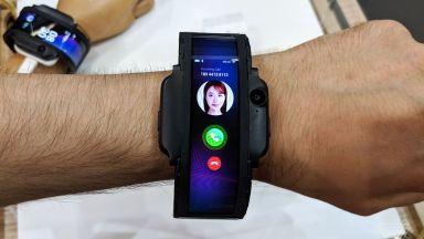 Правят умен часовник - телефон