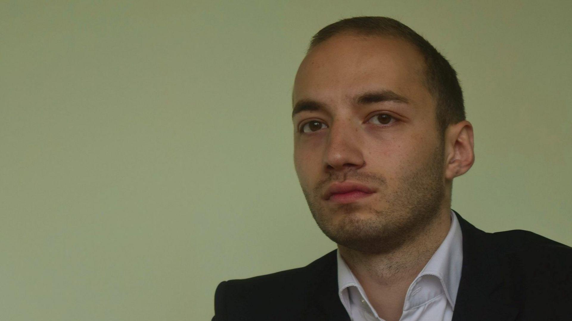 Димитър Ганев пред Dir.bg: Проблемът на ГЕРБ е в дефицита на политическа линия