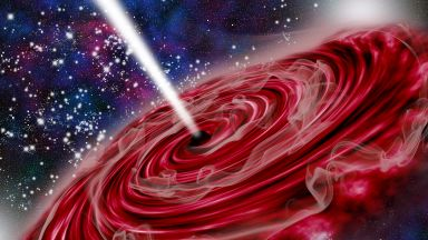 Учени може би са открили начин да добиват енергия от черни дупки
