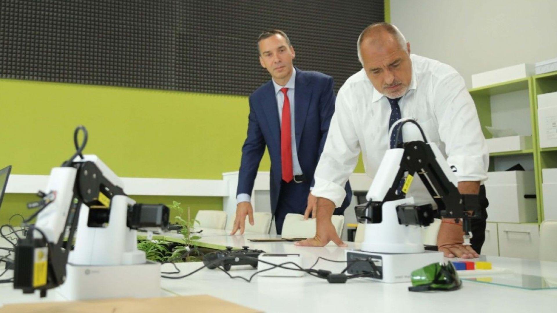 Борисов след изявление на Нинова: Аз не съм на СПА като БСП, а работя