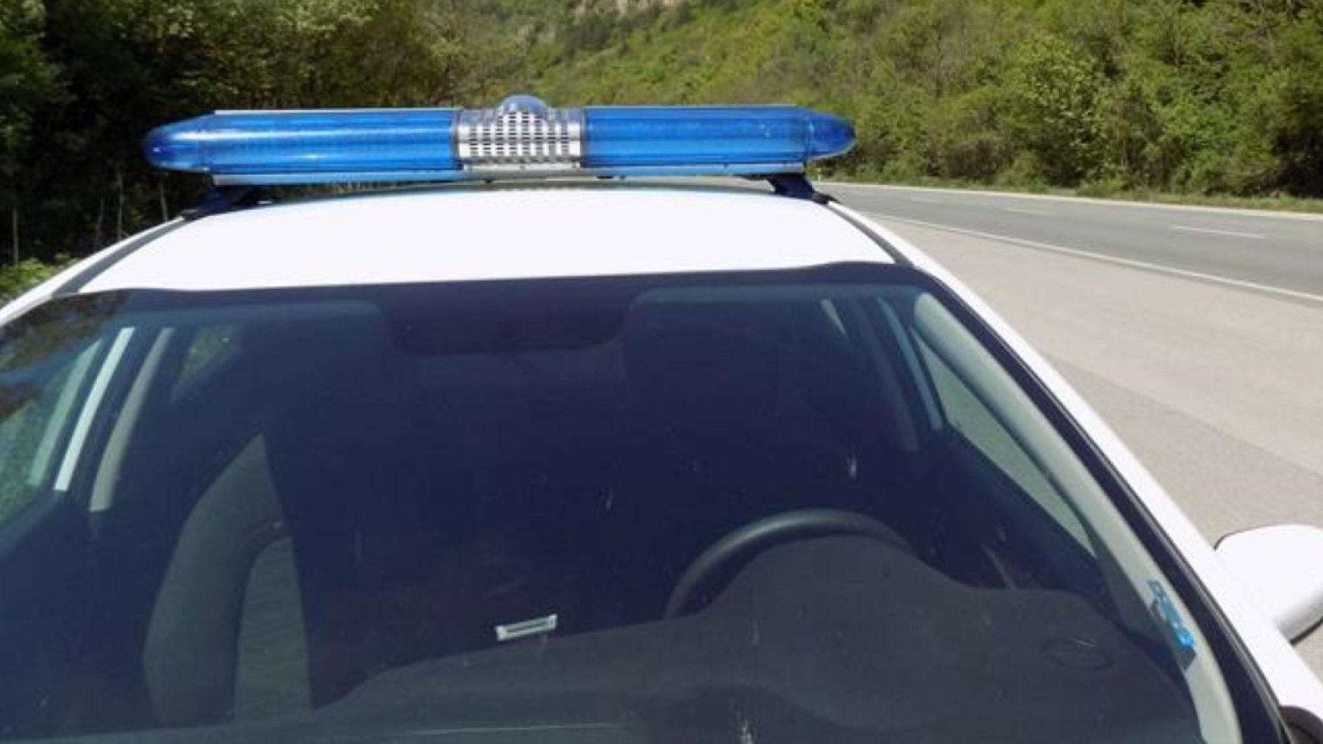 Полицейска операция срещу нелегалната миграция се проведе на автомагистрала