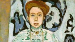 """""""Открадната"""" картина на Матис ще остане в Националната галерия в Лондон"""