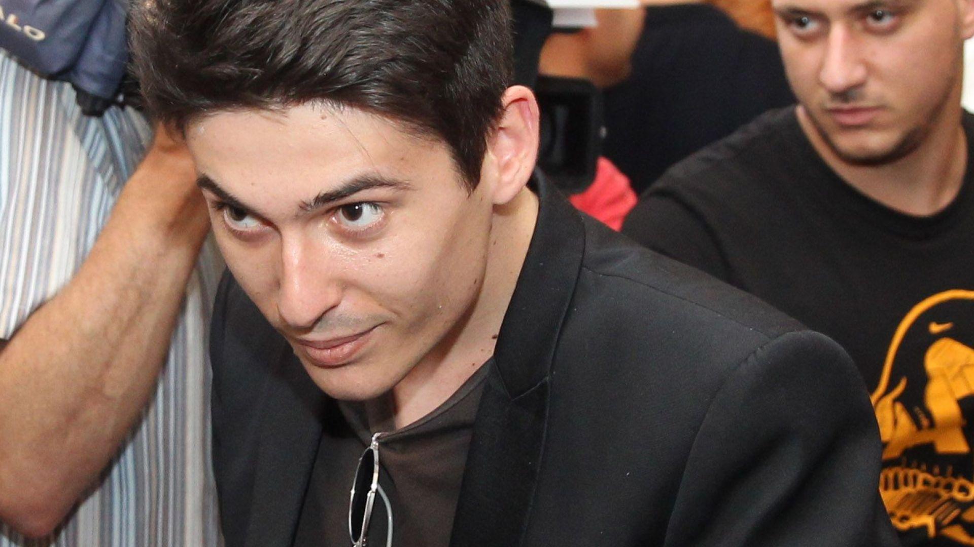 Съдът не се смили над Арабаджиев-син, въпреки препоръки за операция от неврохирург