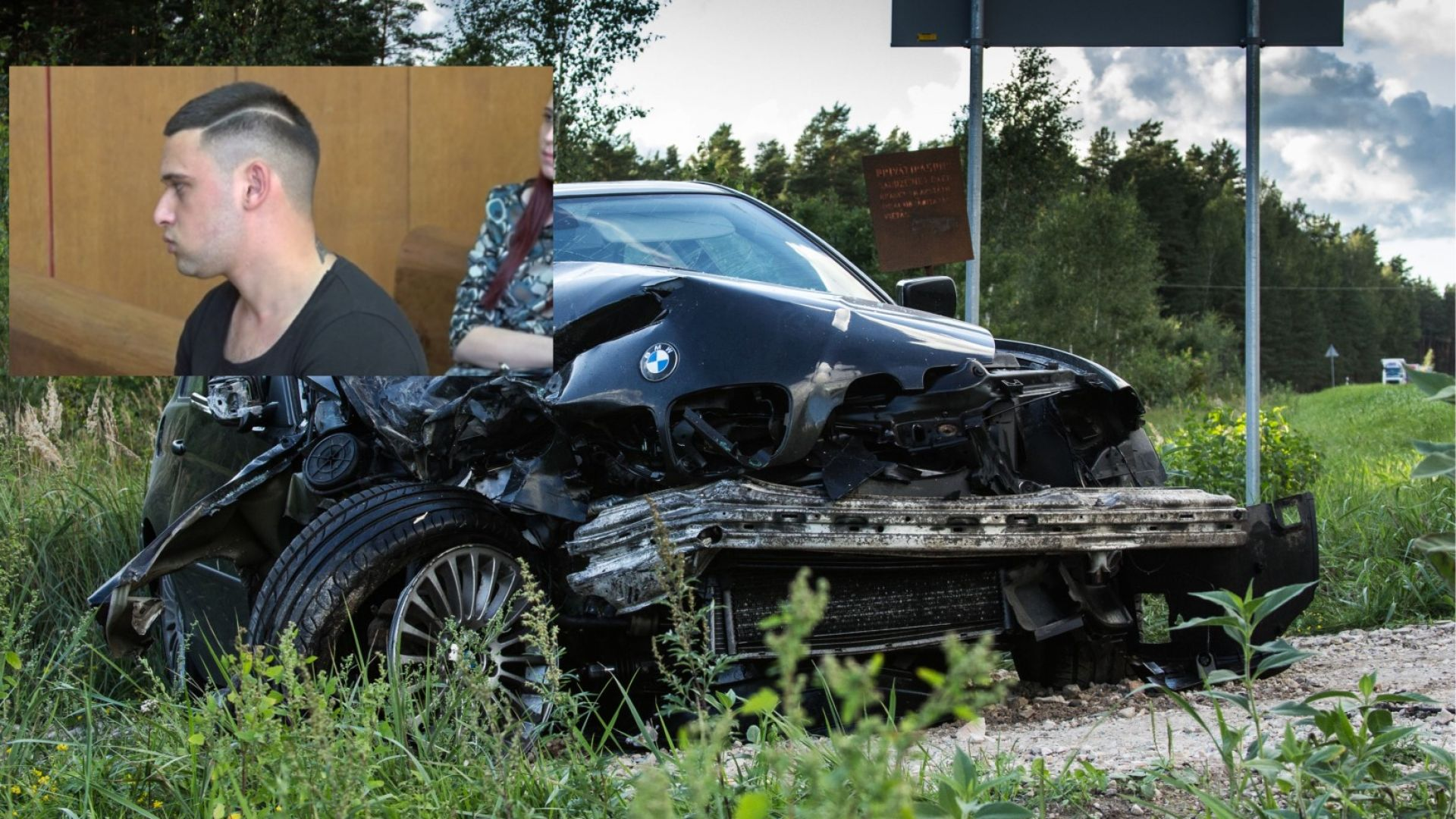 8 г. затвор за дрогиран шофьор на БМВ, убил двама в катастрофа