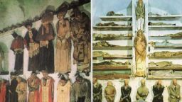 Манастир на капуцините в Палермо съхранява 8 000 мумии