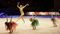 Световното по художествена гимнастика в София бе открито