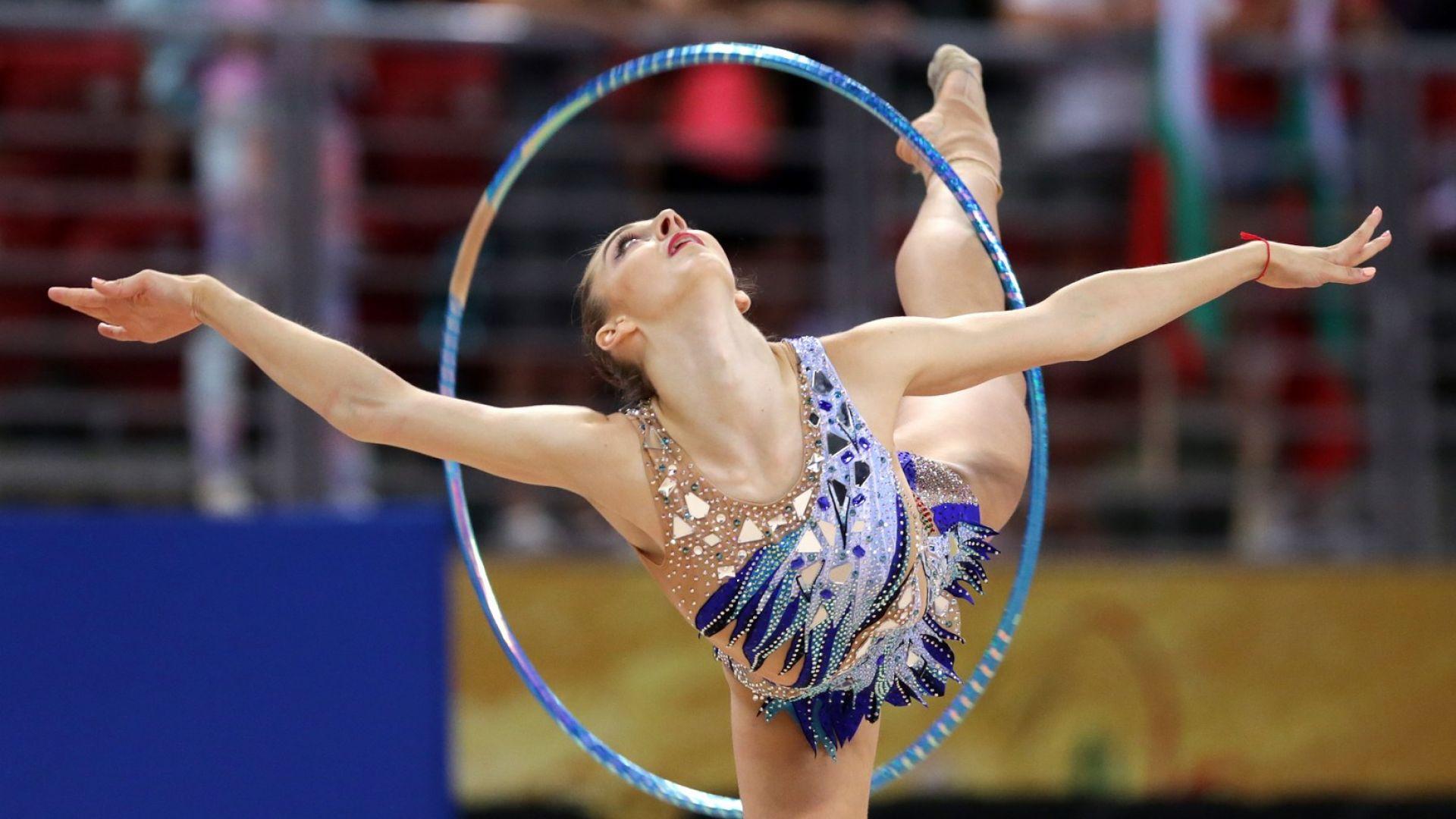 Боряна Калейн на крачка от медал при дебюта си на Световно
