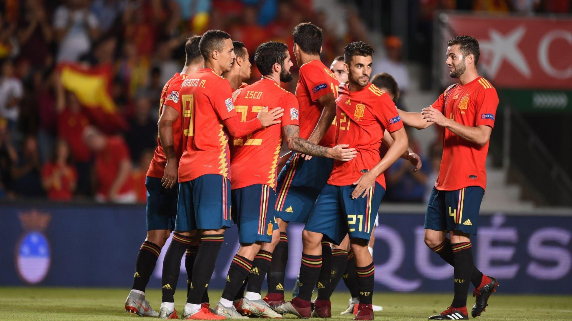 Капитанът на Испания е с ковид 7 дни преди старта на отбора на Евро 2020
