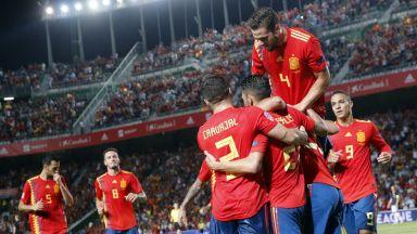 Испания сe изгаври със световния вицешампион - 6:0 (резултати)
