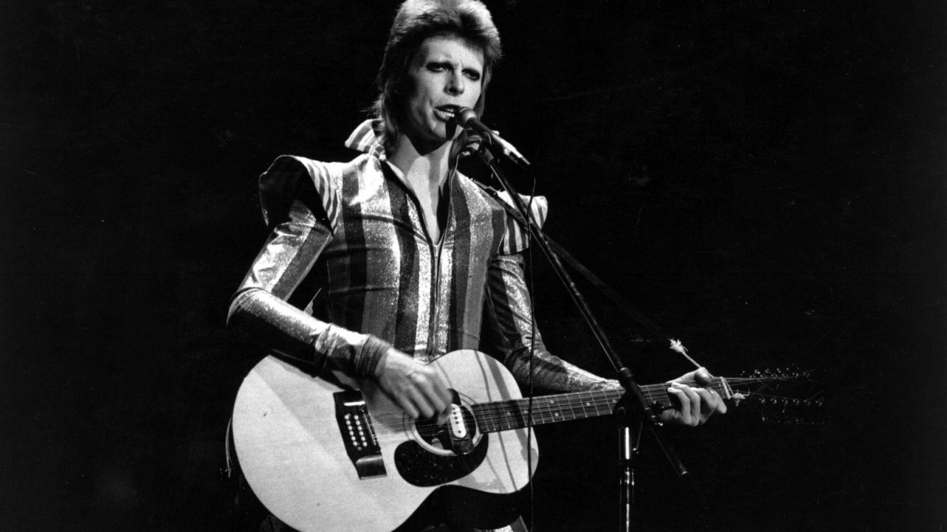Продадоха първия демо запис на Дейвид Боуи за близо 40 000 британски лири