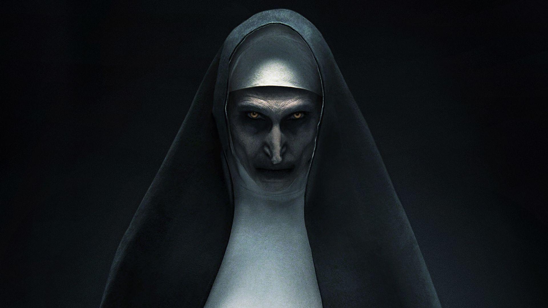 """Хорърът """"Монахинята"""" измести """"Мега звяр"""" и """"Алфа"""" у нас"""