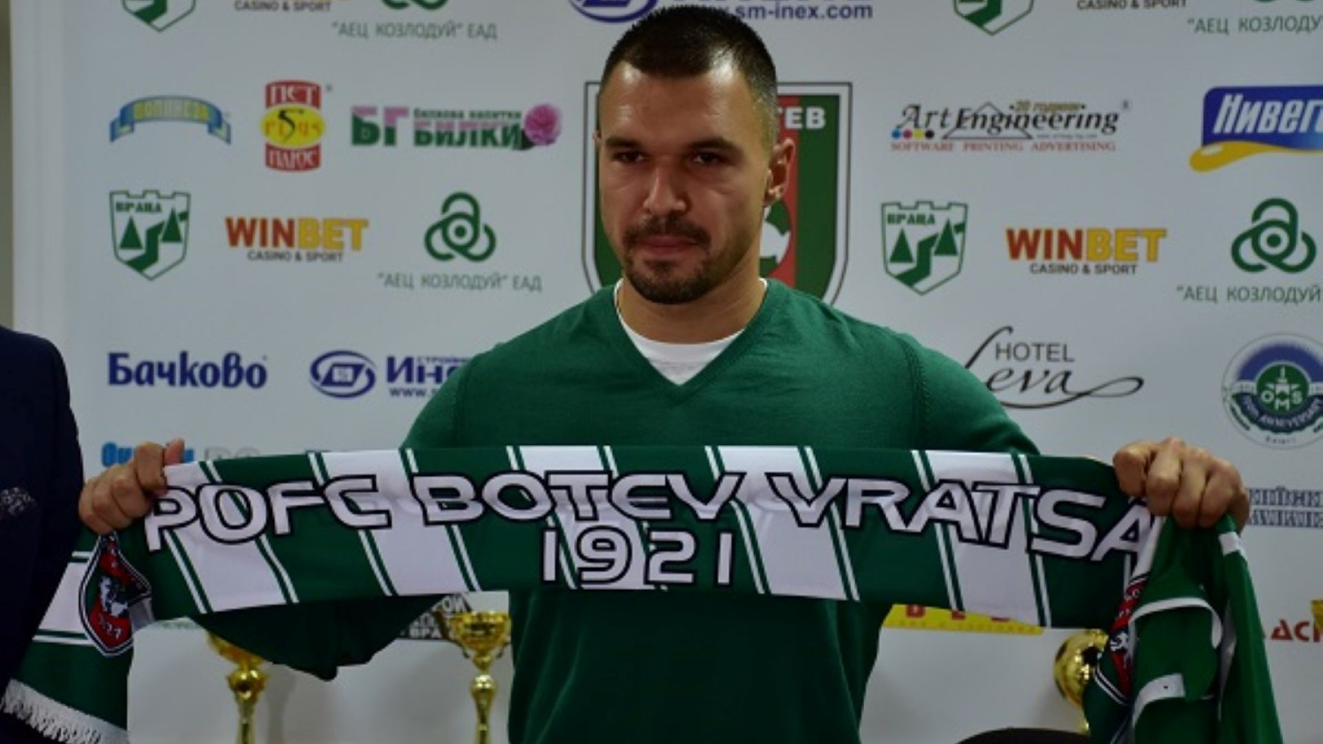 Един уикенд с Валери Божинов във Враца