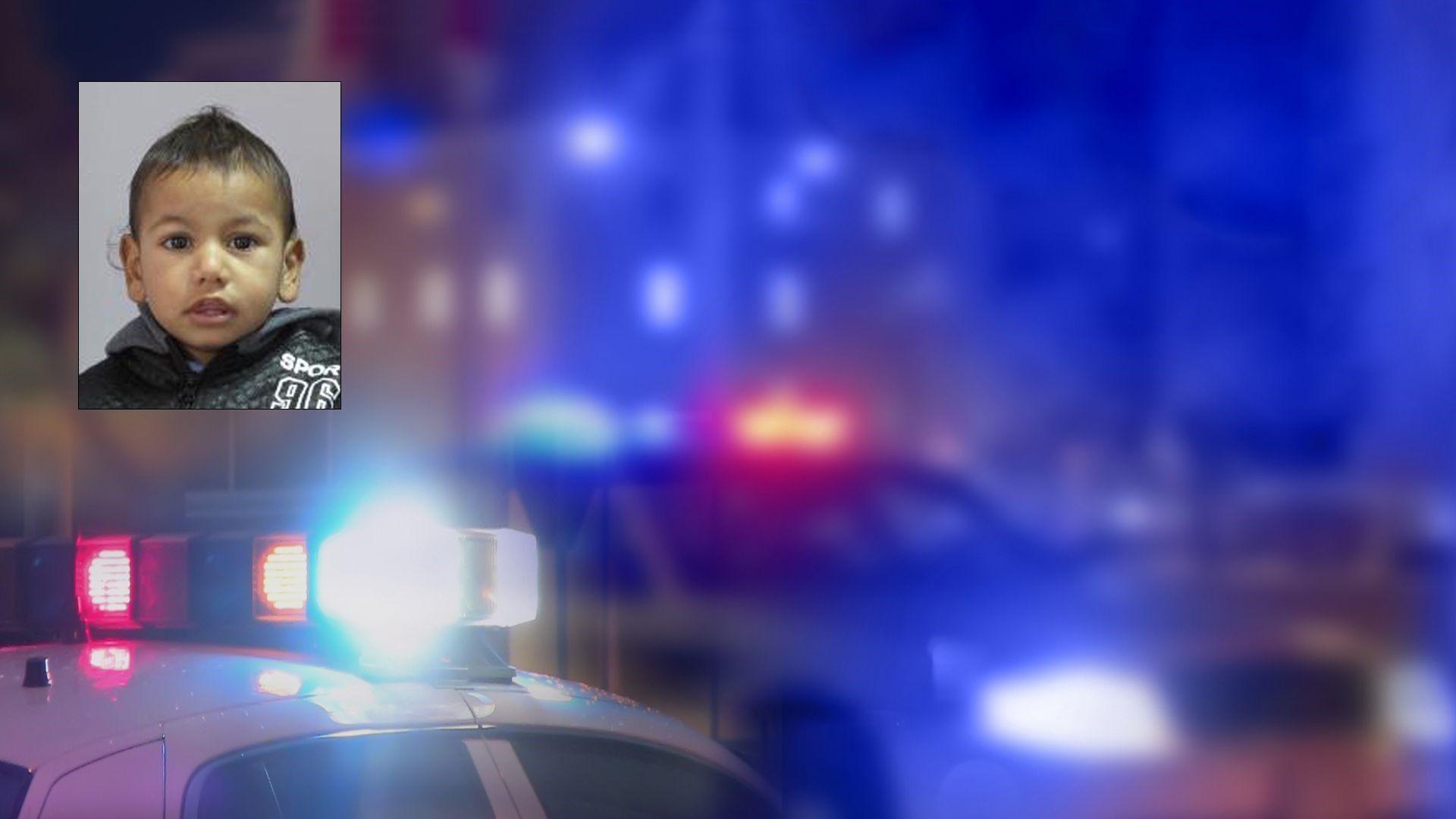 2-годишно момченце изчезна безследно